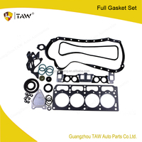 car engine wholesale search engines head top gasket repair kit 7K 04111-06010 for toyota 3c engine