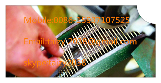 Electric Automatic Bamboo Toothpick Machine