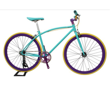 4130 Cr-Mo Colorful 700C Fixed Gear Bike / Track Bicycle KB-700C-M1028