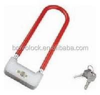 Alarm motorcycle lock U-type serien