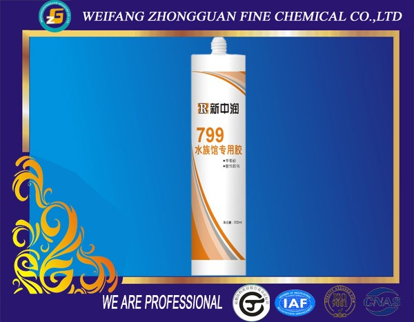 Waterproof heat resistance constructions companies chemical acid silicone sealant
