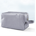 Grey swimwear bag swimming waterproof transparent package beach candy color waterproof bag