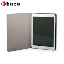 PC+PU window leather case For IPAD MINI 2