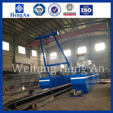 Heavy Duty Design Suction Sand Pumping Barge