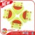 baby safety green color plastic table corner protector