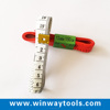 Custom logo tailor tape measure as per pantone color, tailor measuring tape 3m