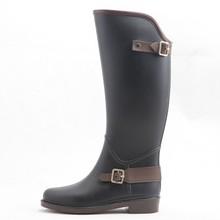 2015 latest design long riding boots horse sex with women rain boots