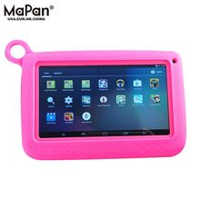 "MaPan 7"" Android Tablet pc 512MB + 8GB Quad Core MX710KID HD Edition With Silicone case manufacturer in shenzhen"