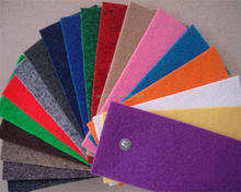 Factory supply customized size industrial Industry felt polyester non woven fabric