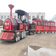 earn money Trackless Sale Electric Tourist Train for sale
