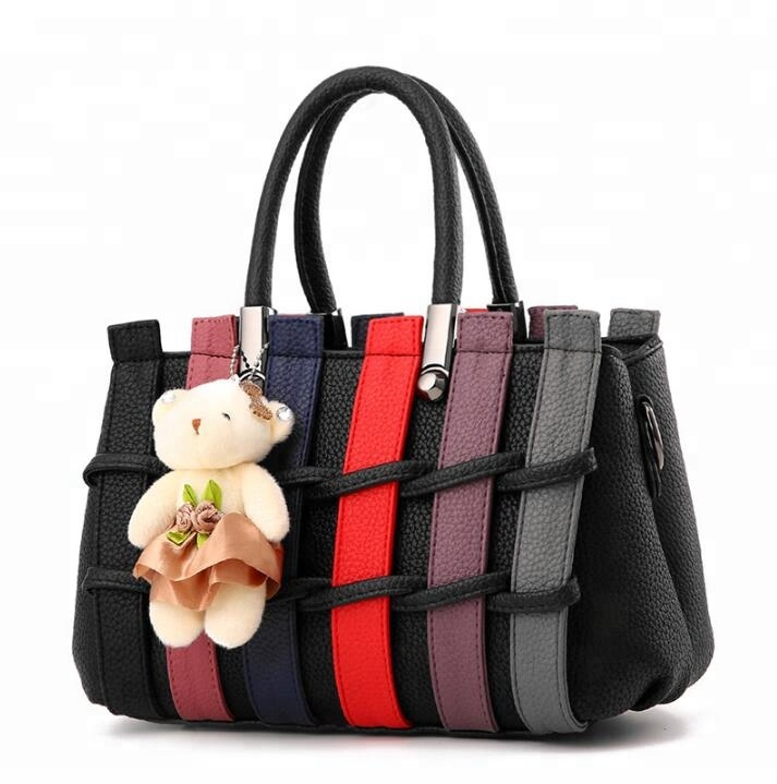 Online Shopping Ladies Branded Soft leather Knitted Designer Luxury Bags Handbags For <strong>Women</strong>