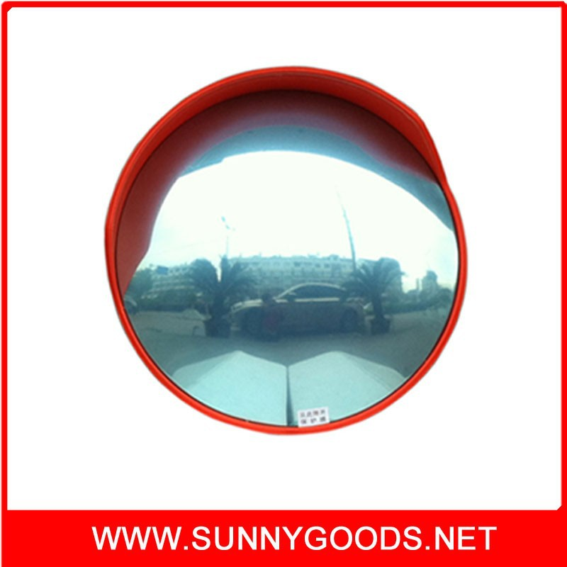 1000mm traffic safety convex rear view mirror