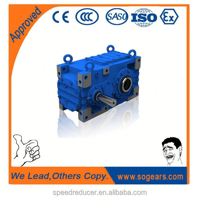 China manufacturer PV variable speed Mechanical gearbox industrial transmission gearbox