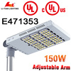 High quality 150w hps street light fixture