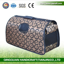 Pet Products Factory Lightweight Fabric Airline Approved Cat Dog Pet Travel Dog Bag & Pet Carrier & Dog Carrier