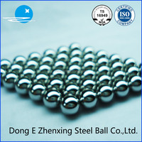 Free sample stainless stell ball 16mm