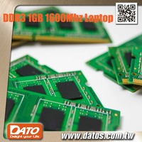 Nice price memory ram Good Quality module ddr3 1gb pc1600 OEM computer memory