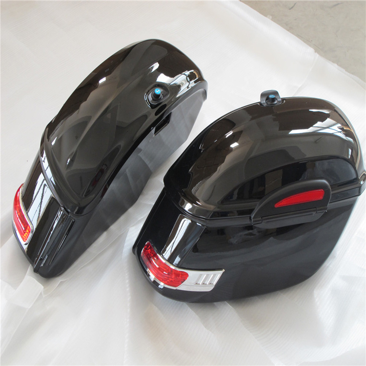 motorcycle saddle bags for RS