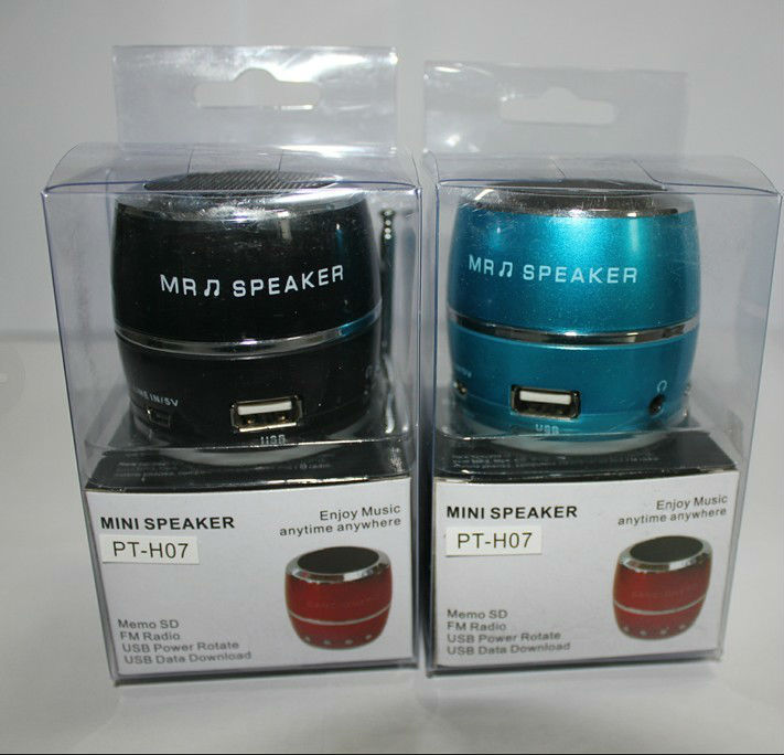 new products for 2013 colorful good sound quality speaker