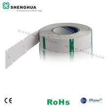 Custom RFID Label Tag Cheap Clothing Label For Garment