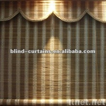 New style bamboo roller curtain