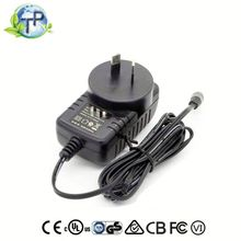 Input AC 100-240V Output 5V1A adapter 12W portable universal travel adapter US plug logo print power adapter