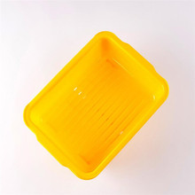 Colorful household plastic boxes with injection molding