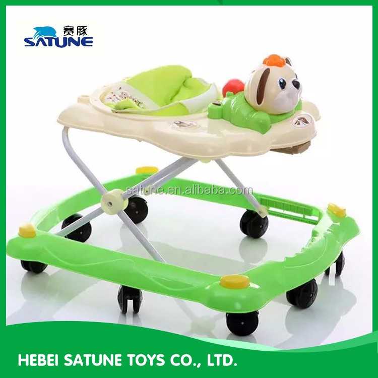 Hot Seller China Rolling Swivel Wheels baby walker china, walker baby with good quality