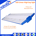 200W hipanel linear highbay module light fixture intelligent fuction available