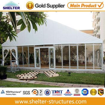 Popular Glass Door For Sale 15x30 Best Tents With Glass Door For Sale Buy 15x30 Best