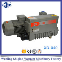 Light Weight Single Stage Oil Rotary Vane Vacuum Pump