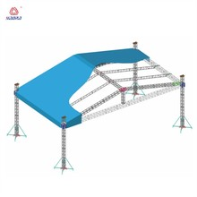 DJ Truss 10 Foot Truss Lighting Aluminum Spigoted Truss
