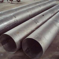 China Top Manufacturer High Quality with Competitive Price Supply Titanium Welded Tube/Pipe