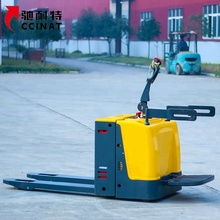 Hot sale power pallet truck small 3 tons electric pallet truck