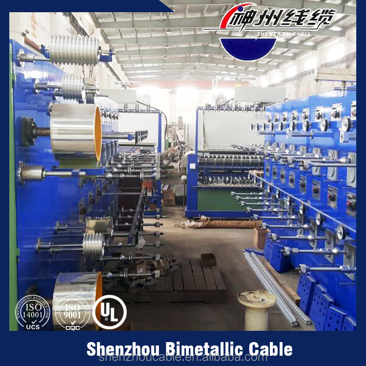 SHENZHOU Vertical Horizontal Enameling machine for round wire