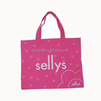 manufacturer custom personallized fashionable modern tote shopping pp nonwoven reusable lady promotion bag