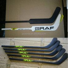 Mini ice hockey sticks, compostite carbon fiber hockey sticks
