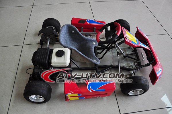 90cc kids engine go kart racing