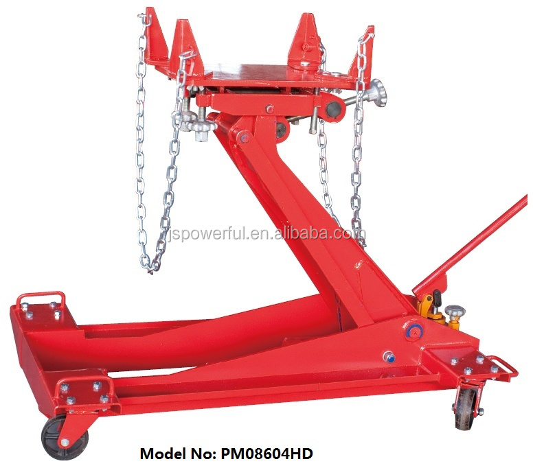 2 ON HYDRAULIC FLOOR TRANSMISSION JACK
