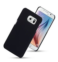 Ultra Thin Rubber Mobile Phone Hard Back Cover For Samsung Galaxy S6, For Samsung Galaxy S6 Back Case