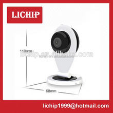 3c smart card network phone ip camera auto focus and zoom
