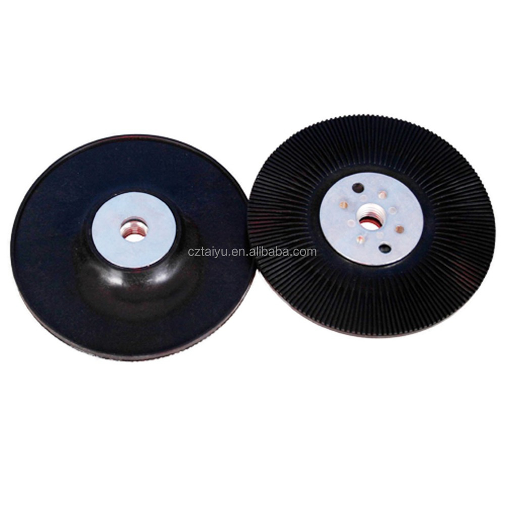 cheap 220mm angle grinder pad from changzhou for car care