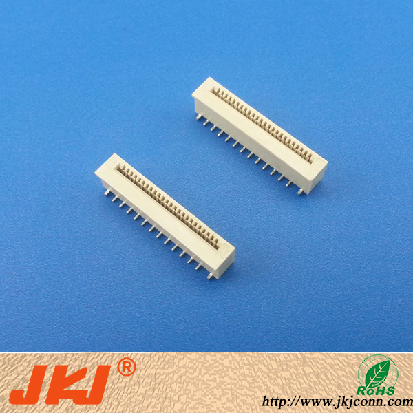0.50 Pitch Non ZIF Vertical Surface Mount FPC Connector