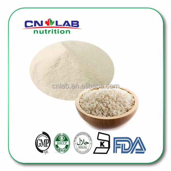 Brown Rice Protein Powder/Organic/Sprouted Rice Protein Powder