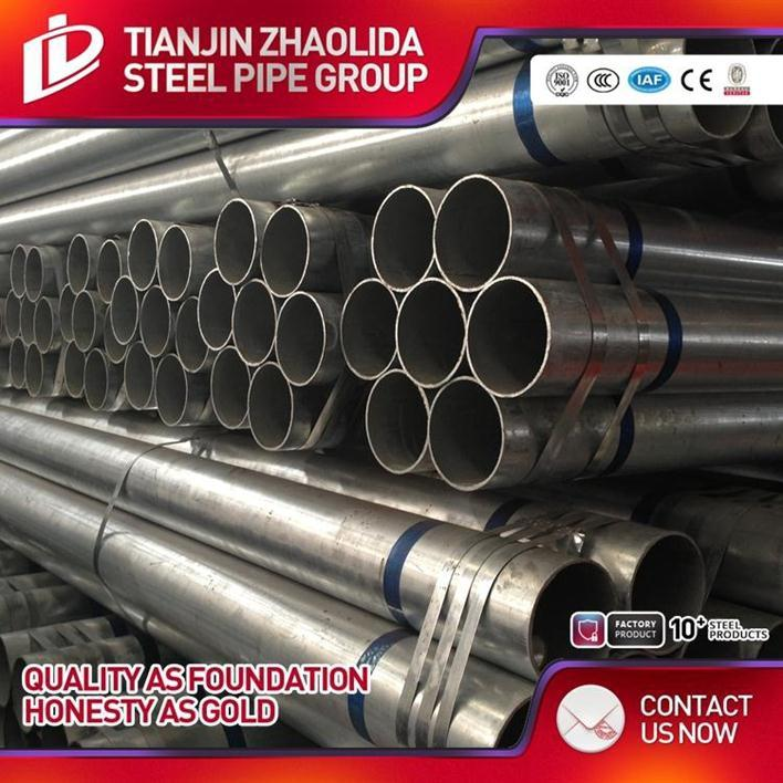 Tianjin Supplier TSX_G3034 scaffoldings used hot dip steel / pre galvanized pipe