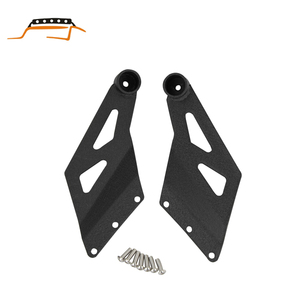 AUTO STEEL FRONT BUMPER BRACKET/ WINDSCREEN BRACKETS FOR LIGHT BAR BRACKET / LED LIGHT BAR ROOF MOUNT BRACKET FOR DODGE RAM