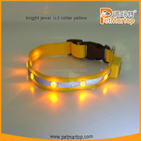 Top Quality Customized Lighted up led cat Pet dog Collar