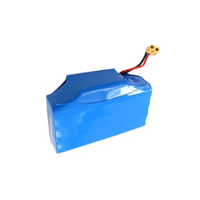 Rechargeable lithium battery 36v 4.4Ah 10S2P lithium battery pack for e-scooter