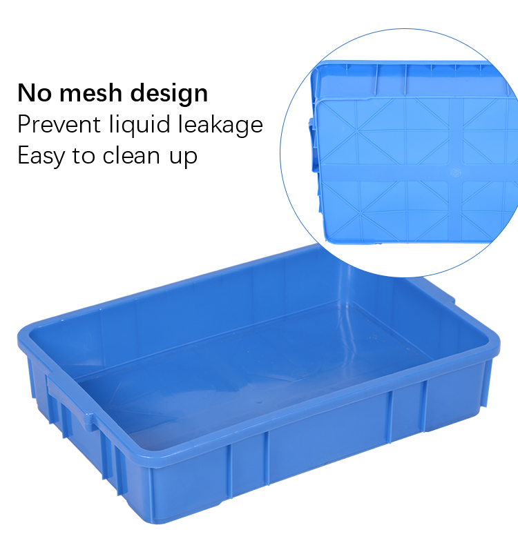 Multi-layer Stacked Plastic Turnover Box