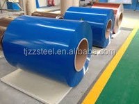 Dry SPCC Color Coated steel coil